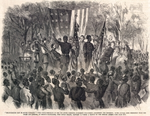1st South Carolina Volunteers