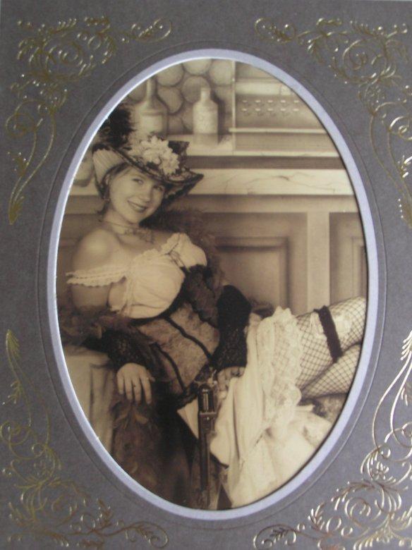 Saloon girl , 1831