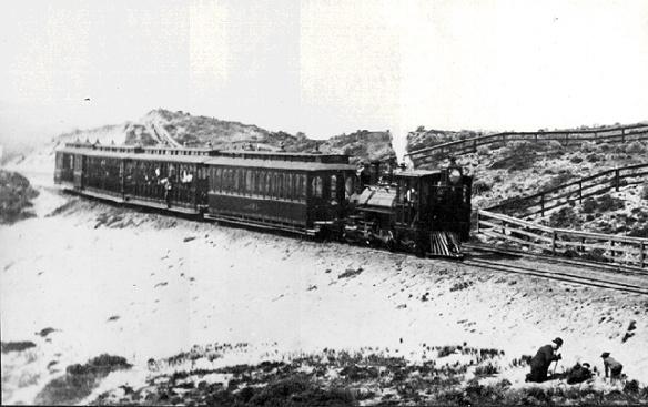 Qui siamo a RICHMOND, nel 1890.