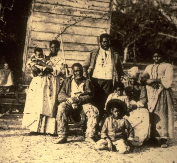 Le prostitute Afro-Americane erano in genere schiave su cui i padroni arrotondavano ulteriori entrate. Dopo la guerra di secessione le ex schiave, a volte madri di famiglia, erano costrette a prostituirsi se non volevano letteralmente morire di fame.