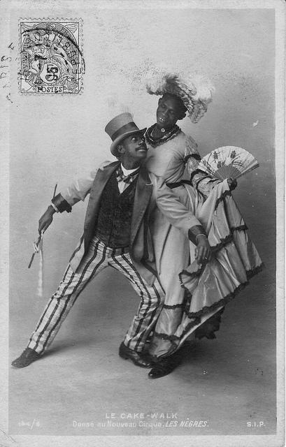 Cakewalk  Afro-American 1887