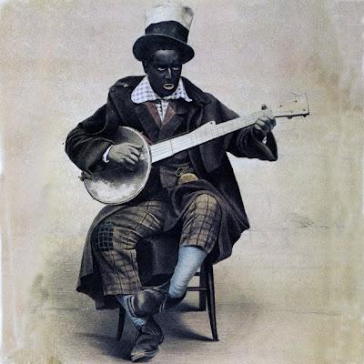 Esempio di Minstrels Etiope 1850