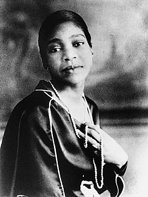 Bessie Smith a 20 anni