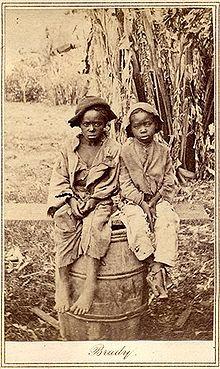 Sulle rive del Mississippi.Fame e miseria 1885 c.a.
