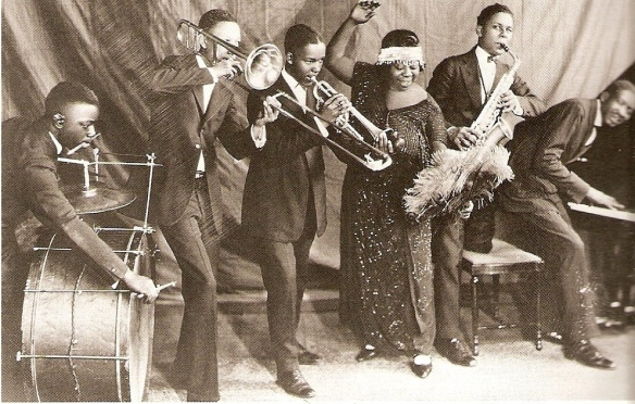 Ma Rainey e la sua Wild Cats Jazz Band,1920 c.a.