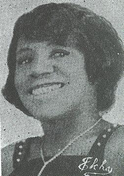 Clara Smith  nel 1925
