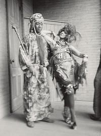 Artisti ad Harlem, e non solo di colore.  1921