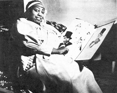 """Gladys Bentley """" al femminile """" negli anni '30"""