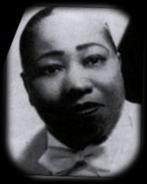 Una delle ultime immagini di Gladys Bentley, 1960