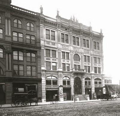 Il Teatro dell'Opera di Harlem,1900