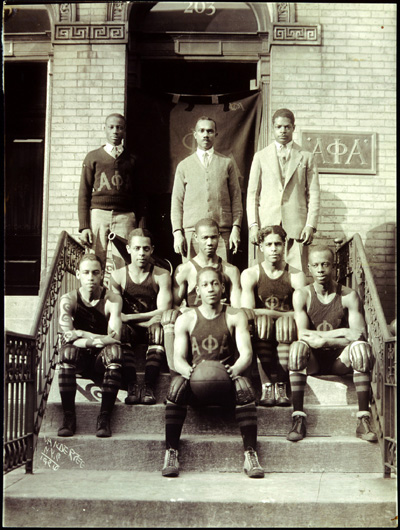 Sport ad Harlem,1921