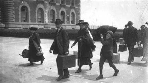 Immigrati neri 1920