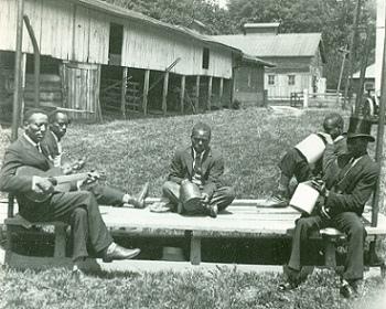 Esempio di Jug Band   1920