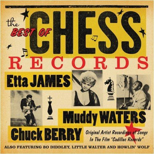 E che dire dei MITICI artisti della CHESS RECORD?