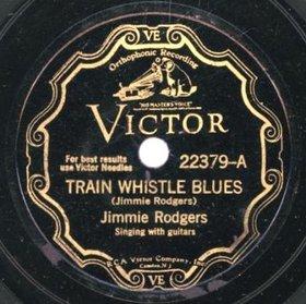 Una rara copertina della Victor con uno dei grandi successi del Texas Blues, ora tornato di moda.  1930 c.a.