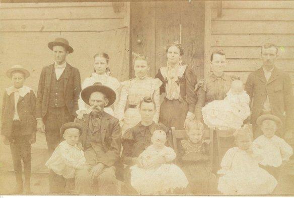 Non solo Afro-Americani ma anche immigrati Europei in Texas. 1893