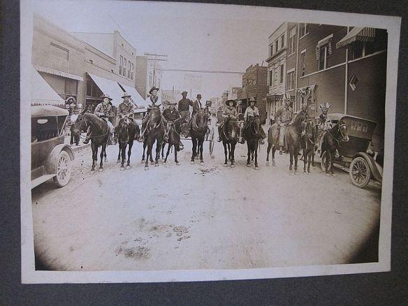 Ecco un'immagine di Crittenden County,come appariva nel 1920.