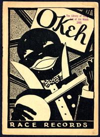 """Espilcativa questa immagine pubblicitaria della OKEH alla fine degli anni '20,che indicava un """" certo tipo di musica,"""" in genere Blues o Jazz,rivolta esclusivamente alla Black People  e agli Immigrati Bianchi poveri."""