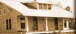 Ecco la casa di prima completamente restaurata.