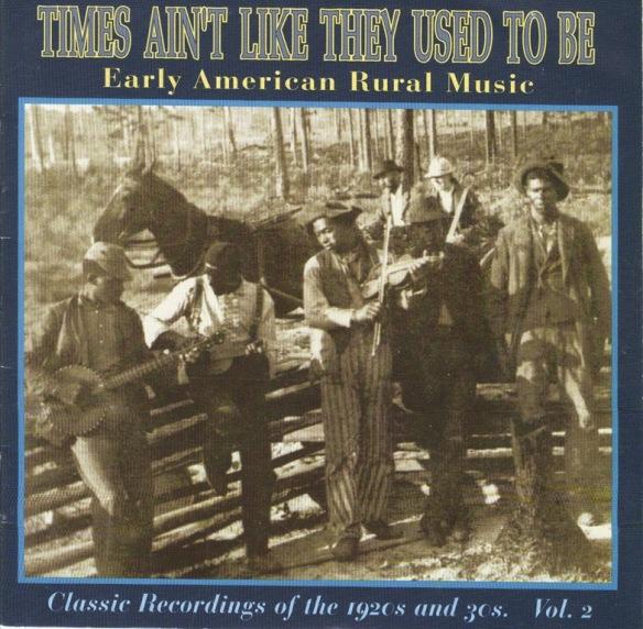 Molto simile a questa ,la SANTA FE RAILROAD String Band influenzo' nettamente la carriera di Lemon Jefferson.