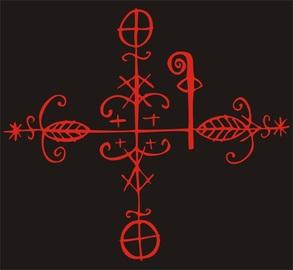 Ecco il simbolo del CROSSROADS secondo la tradizione voodo