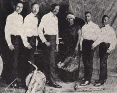"""Thomas Dorsey,il """" Padre della moderna musica Gospel"""" quando ispirava Ma' Rainey e i suoi Blues nei ruggenti anni'20."""