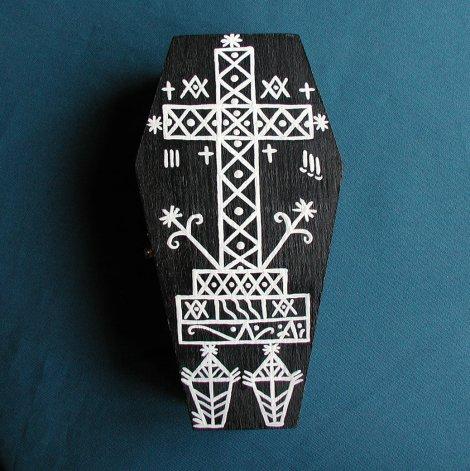 La croce di Papa Legba,il simbolo esoterico erroneamente abbinato alla Croce Cristiana