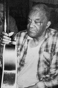 Peg leg nel 1964, anno del suo breve ritorno nel mondo della musica.
