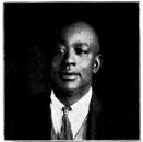 Una rarissima immagine di Alger Alexander nel 1934