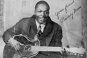 Buddy Moss, 1930