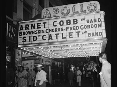 Apollo Theatre, 1937