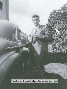 Frank Pooler, 1946