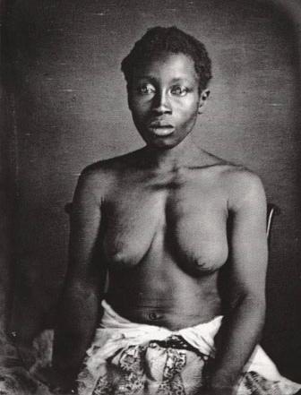 Schiava nera, 1850