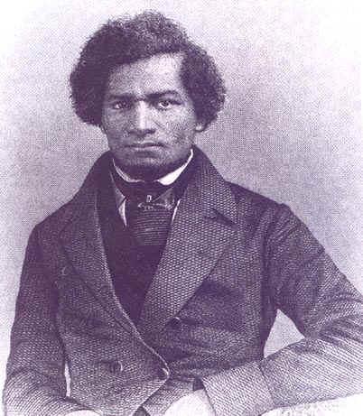 Frederick Douglass.