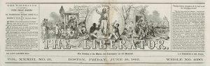 The Liberator  1863