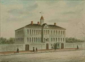 Walnut Street Jail, Pennsylvania 1803
