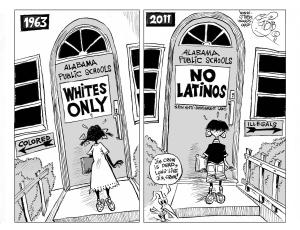 Alabama Jim Crow laws