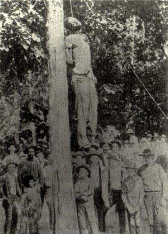 Clanton Atlanta linciaggio 1891