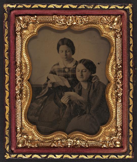 donne confederate
