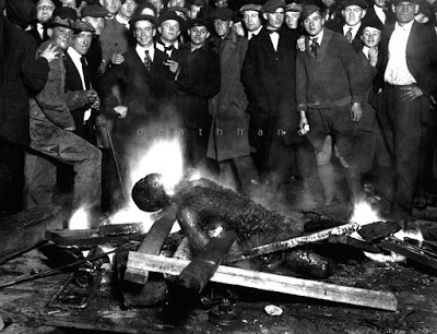 William Brown lynched, 1919