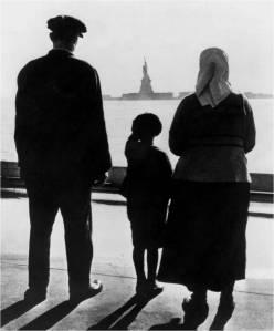 L'emigrazione in America nell'800