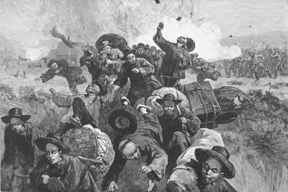massacro Cinese Los Angeles 1871