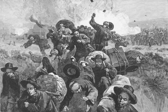 massacro Cinese Los Angeles 1871