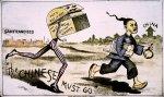 The yellow perill history
