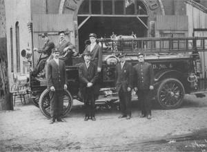Chicago fireman, 1871