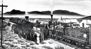 Pacific Railroad, 1869