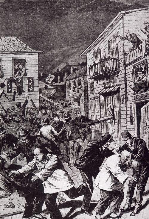 the Los Angeles Massacre 1871