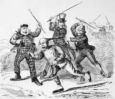 The Chinese massacre 1871