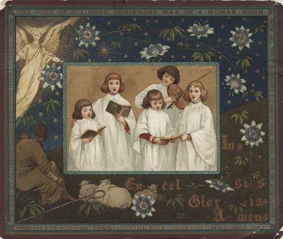 Rosina Emmett card 1880