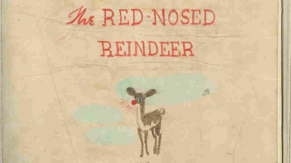Rudolph la renna dal naso rosso magic old america